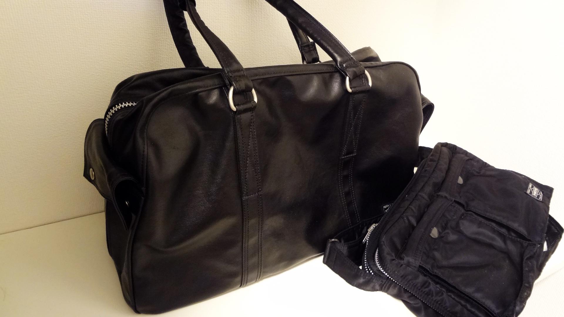【メンズ】バッグの所持数は平均どれくらい?最低何個持つべき?