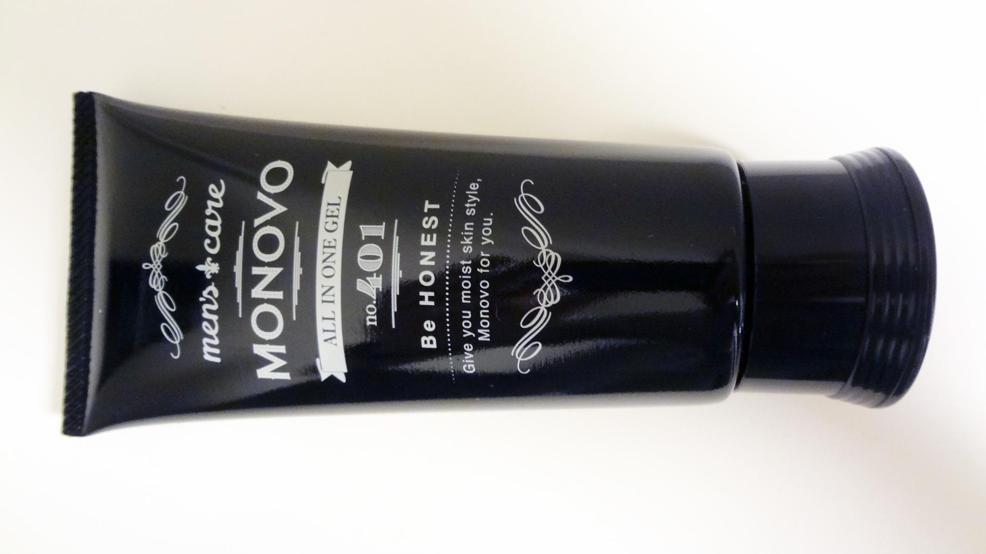 【レビュー】MONOVOオールインワンジェルを使ってみた!口コミは本当?