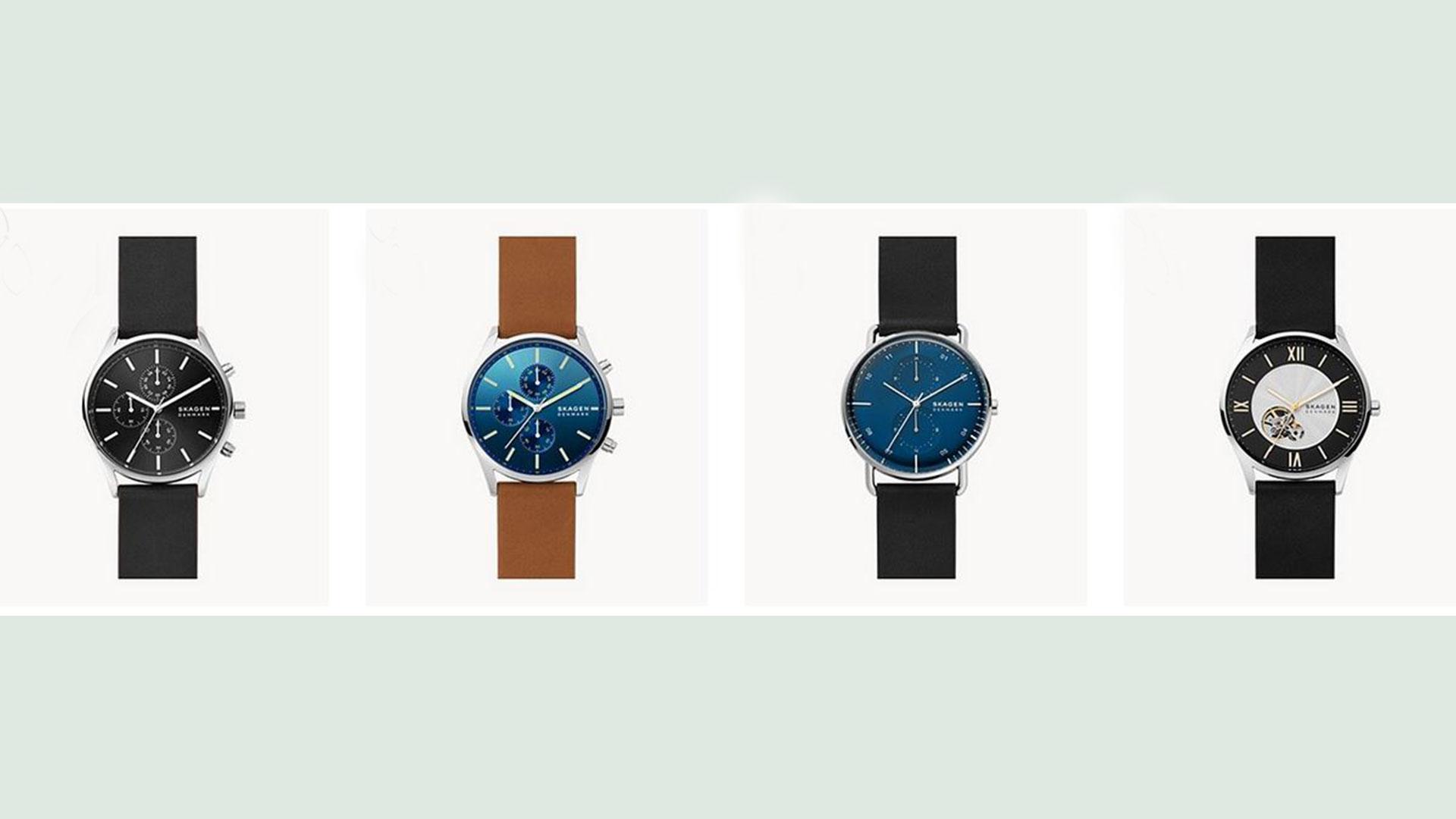 【メンズ時計】スカーゲンの評判&年齢層は?安く買う方法はある?