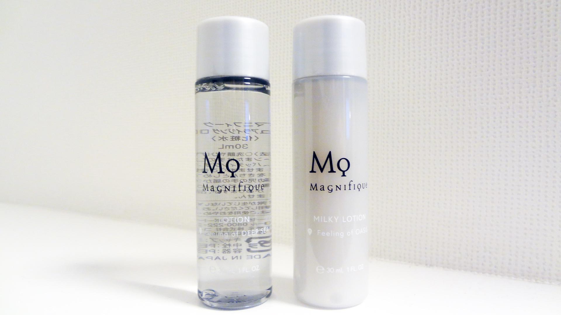 【口コミレビュー】マニフィークの化粧水&乳液を使ってみた感想!【保湿抜群?】