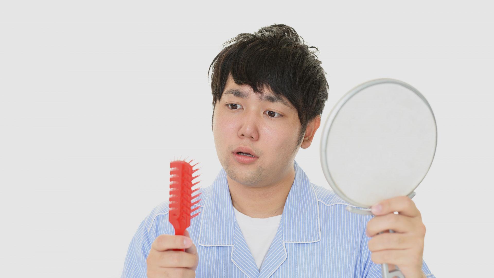 【逆効果】育毛でやってはいけないこと5選!これ薄毛を進行させる?